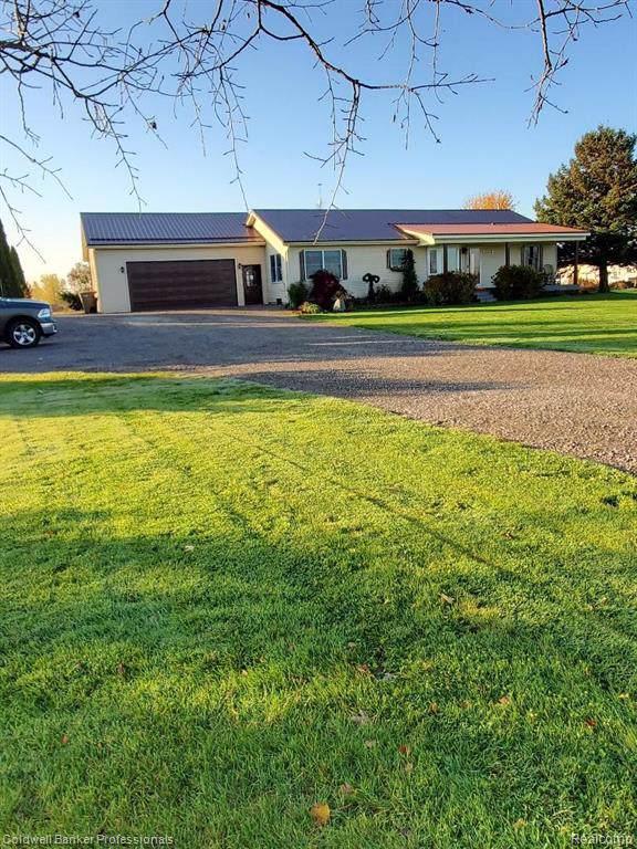 11315 Lambs Rd Road, Riley Twp, MI 48041 (#219109215) :: The Buckley Jolley Real Estate Team