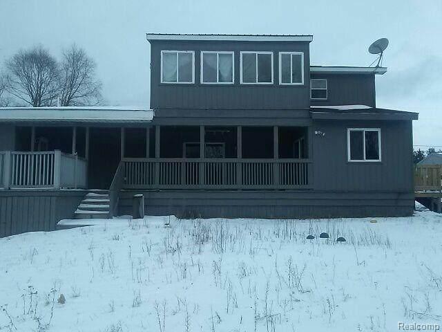 3905 Monaghan Point Road, Alpena, MI 49707 (#2200019596) :: Novak & Associates