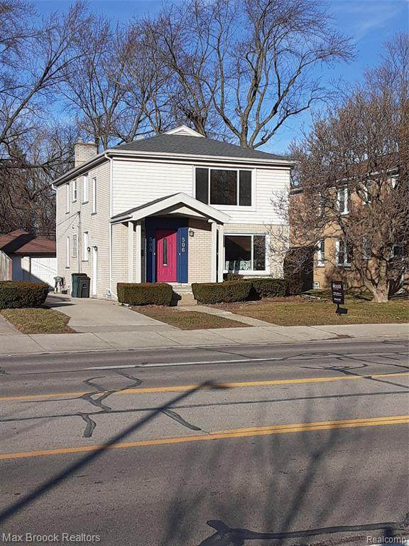 506 W 12 MILE Road, Royal Oak, MI 48073 (#2200031812) :: GK Real Estate Team