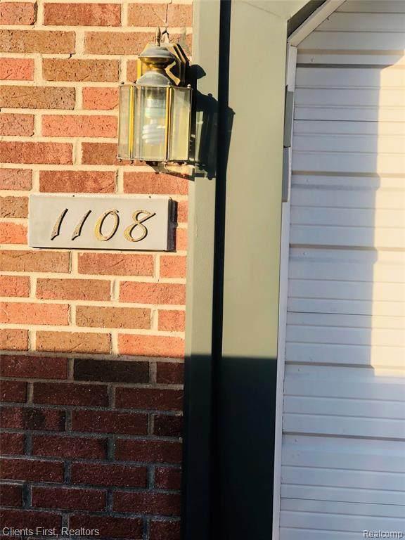 1108 Washington Circle #89, Northville, MI 48167 (#2200092033) :: Robert E Smith Realty