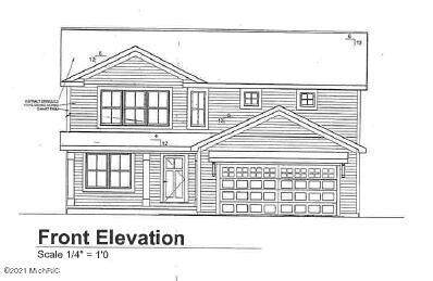 5333 N Point Drive, Pierson Twp, MI 49339 (#72020037541) :: Real Estate For A CAUSE