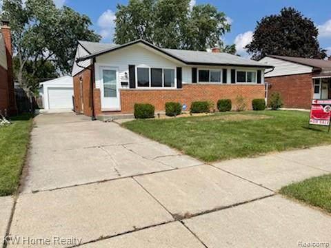 30746 Cooley Boulevard, Westland, MI 48185 (#2210070141) :: GK Real Estate Team