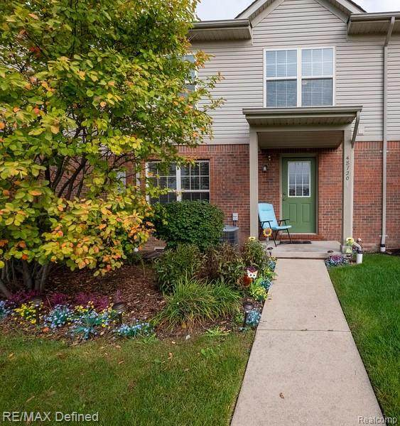 48720 Chester Court, Chesterfield Twp, MI 48047 (#2210082992) :: Real Estate For A CAUSE