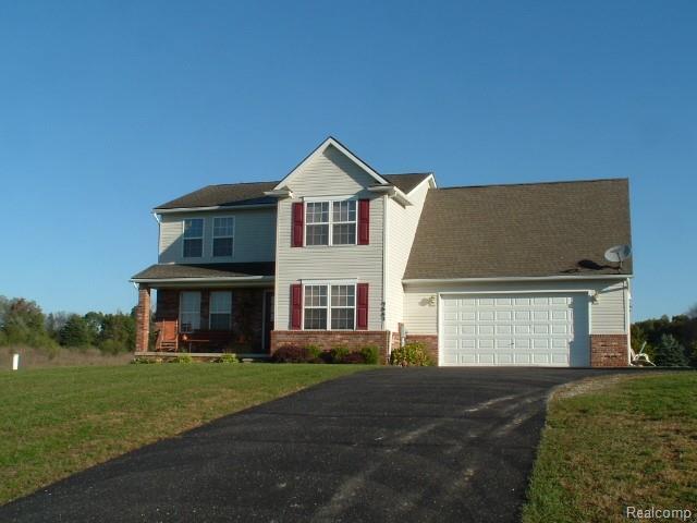 9662 Iosco Ridge Drive, Iosco Twp, MI 48137 (#218066822) :: The Buckley Jolley Real Estate Team