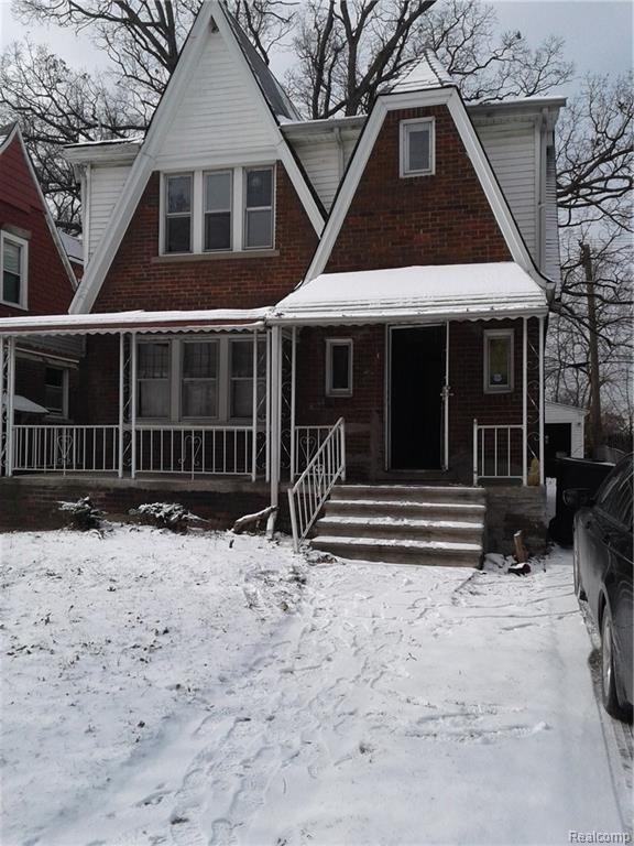 15867 Woodingham Drive, Detroit, MI 48238 (MLS #219000336) :: The Toth Team