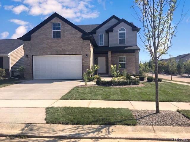4032 Chase Ridge Lane, Oceola Twp, MI 48843 (#219049647) :: RE/MAX Classic