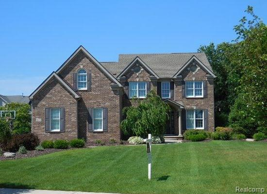 50534 Teton Ridge Road, Northville Twp, MI 48168 (#218003932) :: Duneske Real Estate Advisors