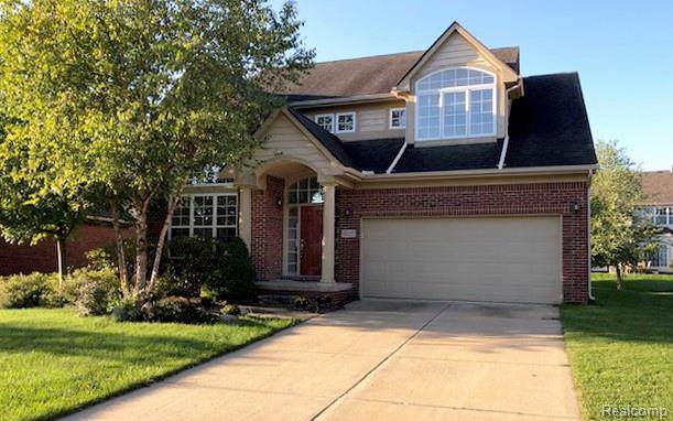 16227 Westminister Drive, Northville Twp, MI 48168 (#219028118) :: The Buckley Jolley Real Estate Team
