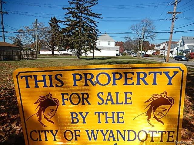 1099 8TH Street, Wyandotte, MI 48192 (#215121222) :: The Buckley Jolley Real Estate Team