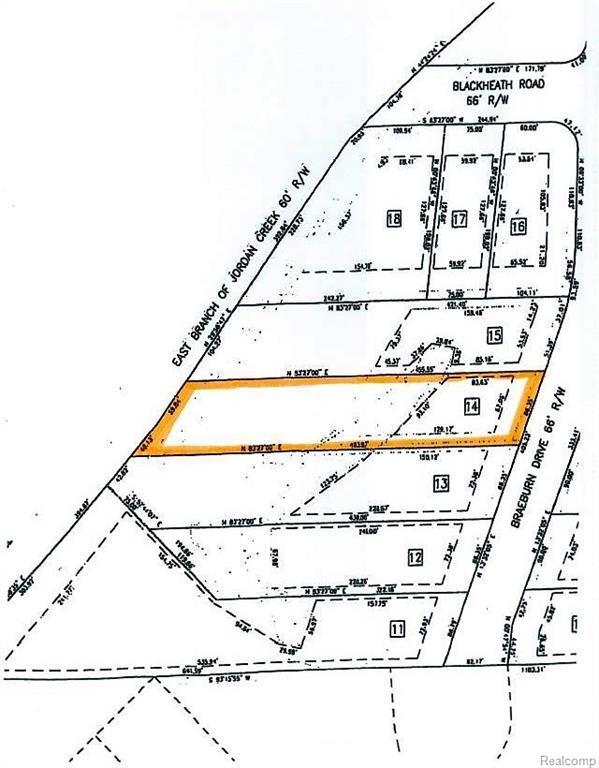 0 Braeburn, Saint Clair Twp, MI 48079 (#216072986) :: The Buckley Jolley Real Estate Team