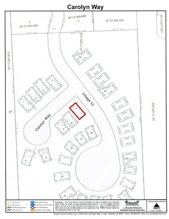 12755 Carolyn Way, Springfield Twp, MI 48350 (#218083568) :: The Buckley Jolley Real Estate Team