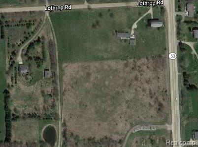 0 N Van Dyke, Goodland Twp, MI 48444 (#217107466) :: The Buckley Jolley Real Estate Team