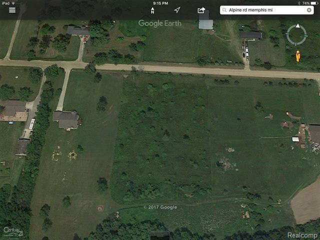 0 Alpine Road, Riley Twp, MI 48041 (#218061812) :: The Buckley Jolley Real Estate Team