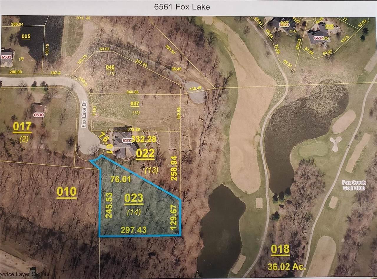 6561 Fox Lake Drive - Photo 1