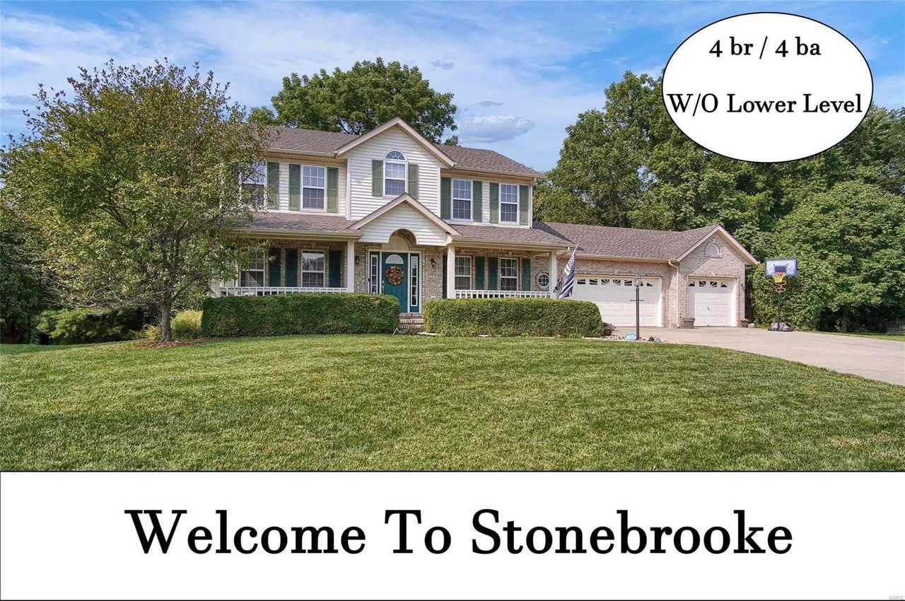 1605 Stonebrooke Drive - Photo 1