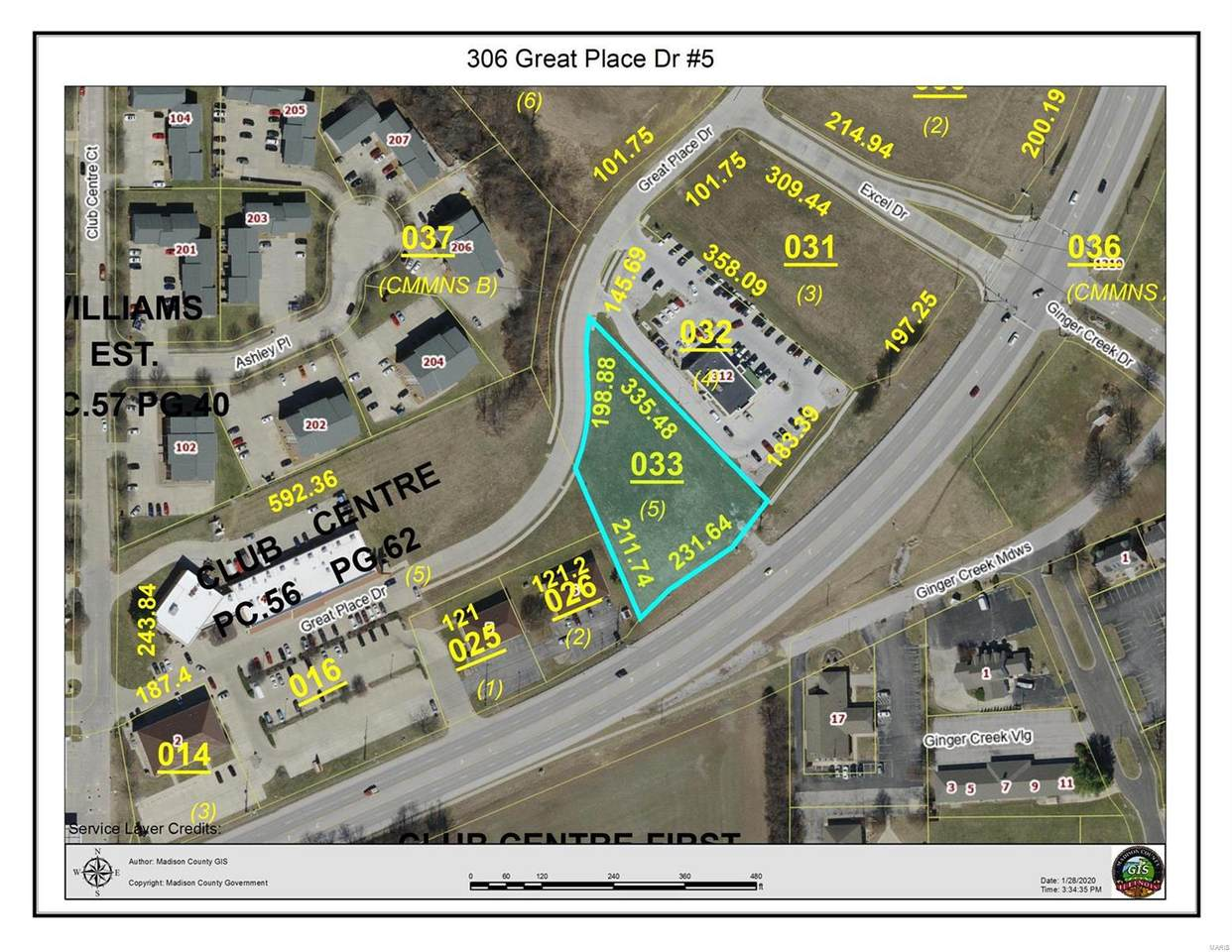 306 Great Place Dr, Lot 5 - Photo 1