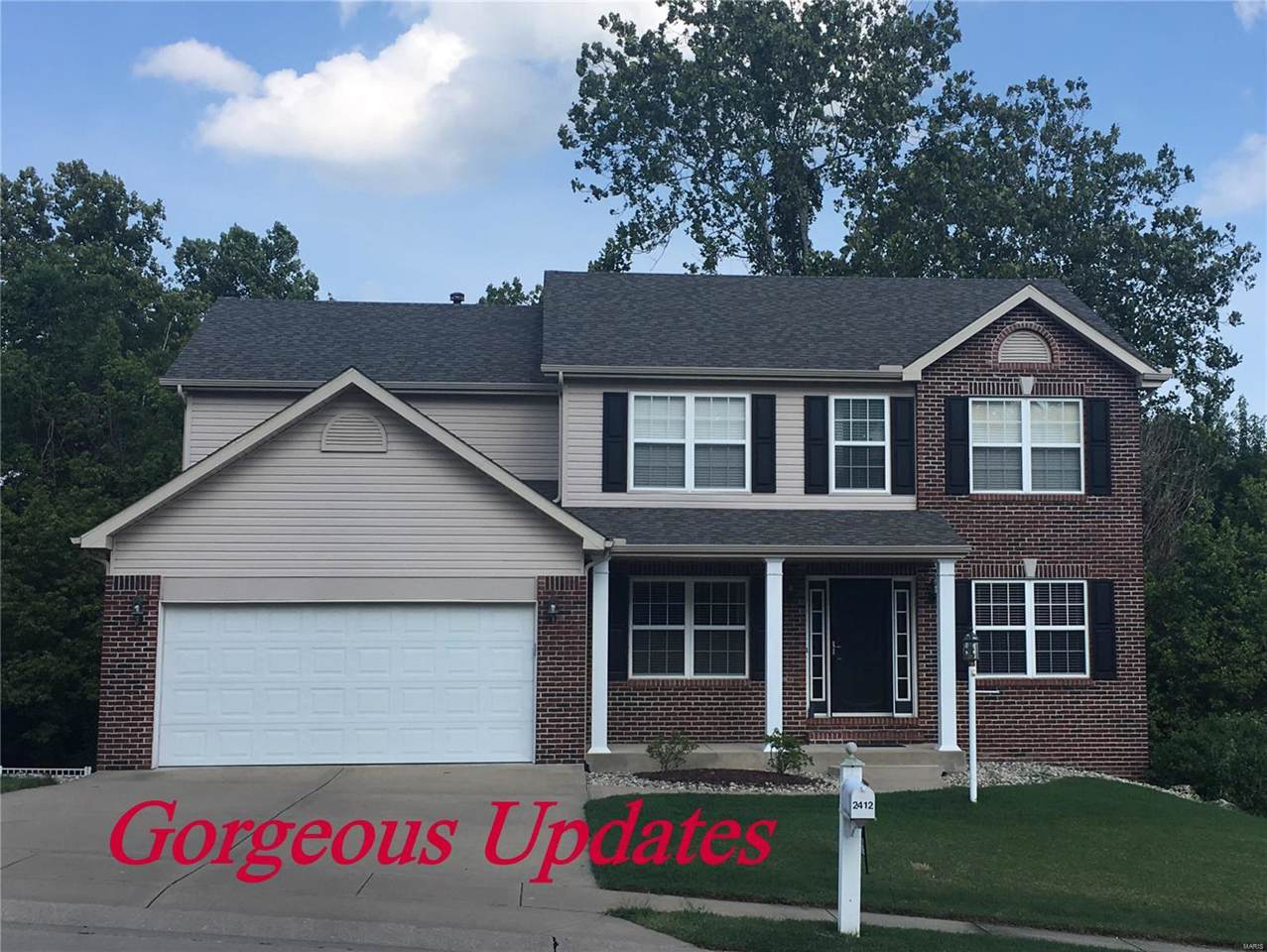 2412 Little Round Top Drive - Photo 1
