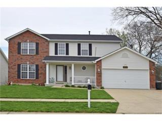 1145 Hickory Ridge Trail, Arnold, MO 63010 (#17024954) :: The Kathy Helbig Group