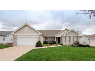 1482 Wethersfield Drive, Dardenne Prairie, MO 63368 (#17027071) :: The Kathy Helbig Group