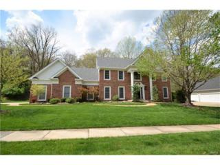17712 Wilding Place Drive, Chesterfield, MO 63005 (#17029540) :: The Kathy Helbig Group