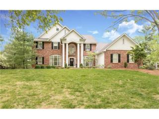 854 Revere Drive, Town and Country, MO 63141 (#17029543) :: Kelly Hager Group | Keller Williams Realty Chesterfield