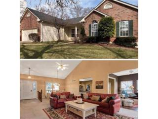 607 Highland Glen Drive, Ballwin, MO 63021 (#17031198) :: Kelly Hager Group | Keller Williams Realty Chesterfield