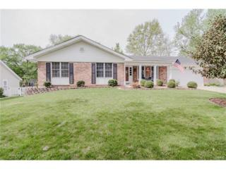 1919 Cedarmill Drive, Chesterfield, MO 63017 (#17031851) :: Kelly Hager Group | Keller Williams Realty Chesterfield