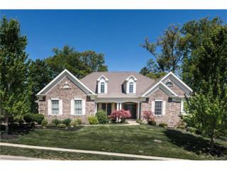 203 Toussaint Landing Drive, Dardenne Prairie, MO 63368 (#17032842) :: Kelly Hager Group | Keller Williams Realty Chesterfield