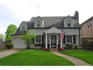 8141 Stratford Drive, Clayton, MO 63105 (#17033399) :: Kelly Hager Group | Keller Williams Realty Chesterfield