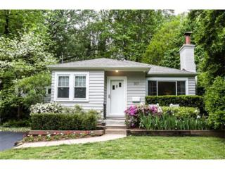 307 Hillside Avenue, Webster Groves, MO 63119 (#17033678) :: Clarity Street Realty