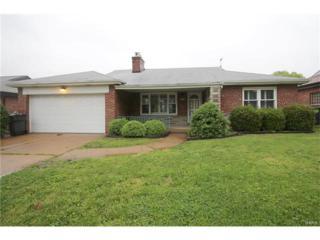 6217 Loughborough Avenue, St Louis, MO 63109 (#17035094) :: Clarity Street Realty