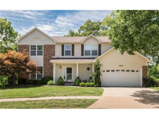 512 Lighthouse Point Drive, Wildwood, MO 63040 (#17042526) :: Gerard Realty Group