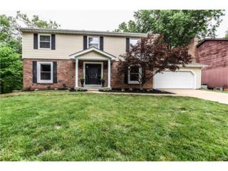 15585 Highcroft Drive, Chesterfield, MO 63017 (#17043466) :: Gerard Realty Group