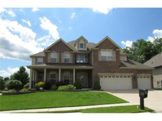 304 Highland Meadows Court, Wentzville, MO 63385 (#17043594) :: Gerard Realty Group