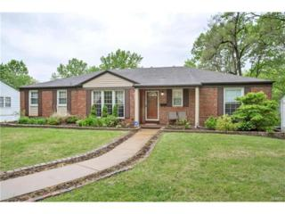873 Alanson Drive, St Louis, MO 63132 (#17031825) :: Clarity Street Realty