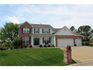 34 Pinewood Court, Dardenne Prairie, MO 63368 (#17031843) :: The Kathy Helbig Group