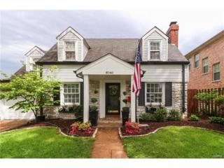 8141 Stratford Drive, Clayton, MO 63105 (#17033399) :: Clarity Street Realty