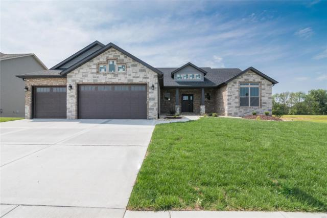220 Ellington Court, Glen Carbon, IL 62034 (#18002968) :: Clarity Street Realty