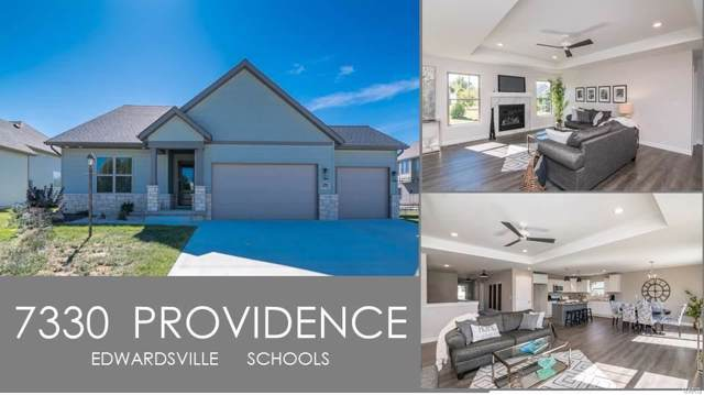 7330 Providence Dr., Edwardsville, IL 62025 (#19046689) :: St. Louis Finest Homes Realty Group