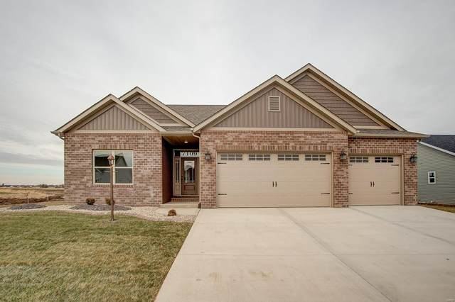 7109 Richmond Drive, Glen Carbon, IL 62034 (#19086252) :: St. Louis Finest Homes Realty Group