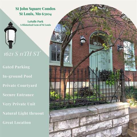 1621 S 11th Street B, St Louis, MO 63104 (#20066708) :: St. Louis Finest Homes Realty Group