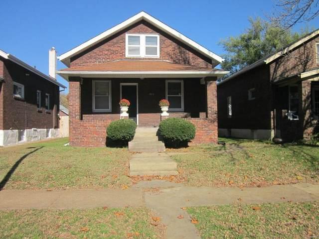 4873 N Bessie, St Louis, MO 63115 (#15061516) :: Clarity Street Realty