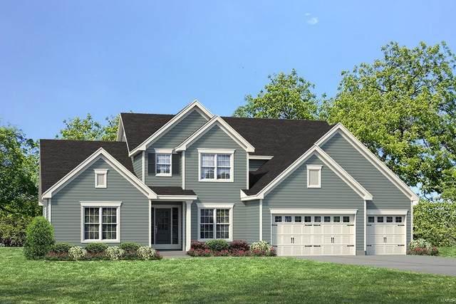 1 Wyndham @ Wyndgate, O'Fallon, MO 63385 (#15063555) :: Clarity Street Realty