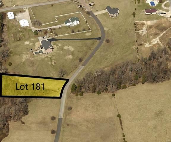 181 Saddlebrooke Ridge, Jackson, MO 63755 (#17088803) :: Mid Rivers Homes