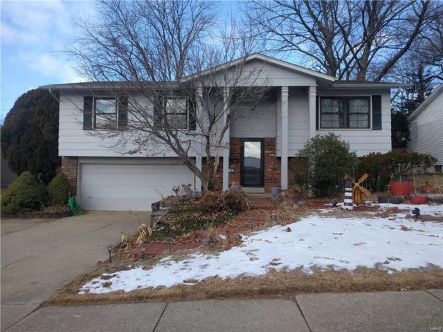 8 Gray Brooke, Florissant, MO 63031 (#18001256) :: Clarity Street Realty