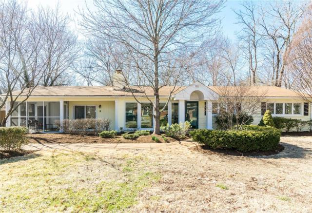 807 Wenneker, Ladue, MO 63124 (#18004126) :: Kelly Hager Group | Keller Williams Realty Chesterfield