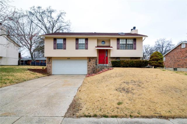 423 Springwood Place, Florissant, MO 63031 (#18004952) :: The Duffy Team