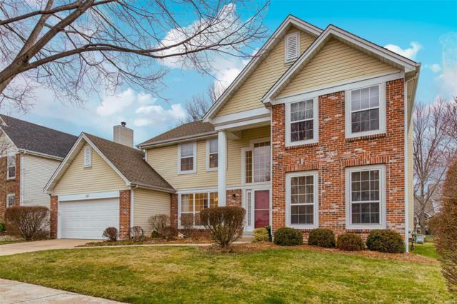 237 Dejournet Drive, Chesterfield, MO 63005 (#18008265) :: Kelly Hager Group | Keller Williams Realty Chesterfield
