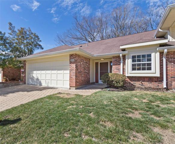 54 Willowyck Court, St Louis, MO 63146 (#18008934) :: Clarity Street Realty