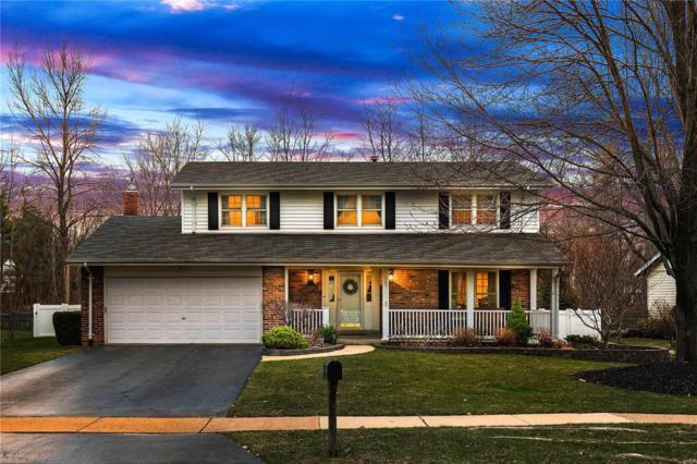 267 Spring Oaks Drive, Ballwin, MO 63011 (#18010441) :: PalmerHouse Properties LLC